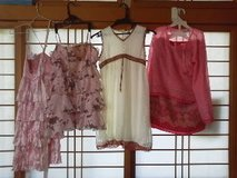 Girls Dresses in Okinawa, Japan