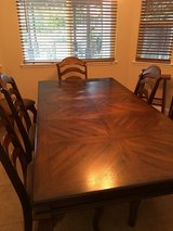 Dining Room Table, 8 Chairs in Travis AFB, California
