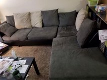L-shaped couch in Clarksville, Tennessee