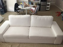 Sofa / Couch - white in Camp Pendleton, California