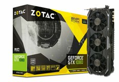 Zotac 1080 Amp Extreme Edition in Brookfield, Wisconsin