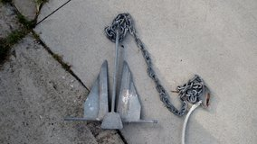 Lot Of 5  Boat Anchors -Reduced- in Camp Lejeune, North Carolina