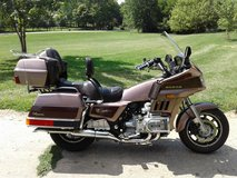 1986 GOLDWING GL1200 ASPENCADE in Yorkville, Illinois