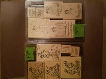 Stampin' up, Rubber stamps, Scrapbook stamps in Naperville, Illinois