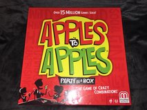 Apples to Apples in Naperville, Illinois