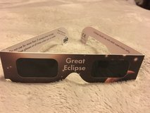 Solar Eclipse Glasses in Naperville, Illinois