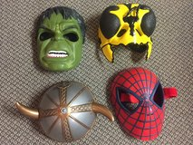 Various Masks in Naperville, Illinois