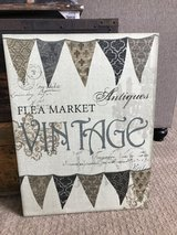 Flea Market Canvas in Naperville, Illinois