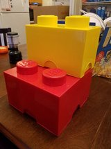 Lego Storage containers in Fort Polk, Louisiana
