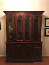 Lighted China Hutch in Travis AFB, California