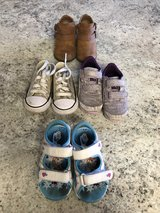 toddler shoe lot size 5/6 in Fort Hood, Texas
