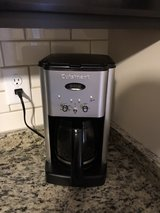 Cuisinart Coffee Maker in Clarksville, Tennessee