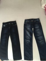 Hilfiger Jeans very good condition for guys size 134 in Ramstein, Germany