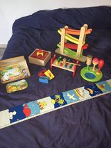 Wooden toys in Bamberg, Germany