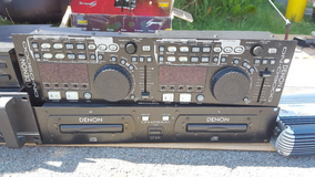 Denon Dual CD player in Fort Drum, New York