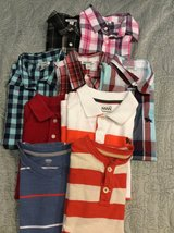 Boys Clothes in Okinawa, Japan