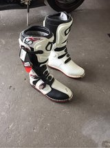 motocross boots new size u.s10 in Ramstein, Germany