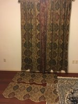 Curtains/Panels/Valances**85 inches long**Thick for New Mexico Sun in Alamogordo, New Mexico