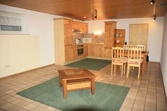 Charming Partly Furnished Single Apartment - 5 Min to RAB, 10 Min to Landstuhl in Ramstein, Germany