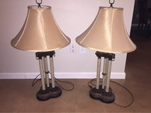 lamps in Lackland AFB, Texas