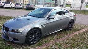 2009 BMW M3 *LOW MILEAGE* in Vicenza, Italy