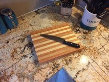 cutting board in Lackland AFB, Texas