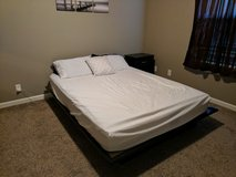Queen bed/mattress in Clarksville, Tennessee