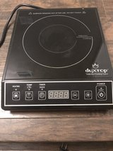 hot plate induction stove in Camp Pendleton, California
