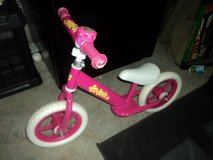 Balance bike in Fort Campbell, Kentucky