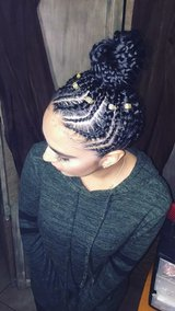 Braids on braids on braids ! in Oceanside, California
