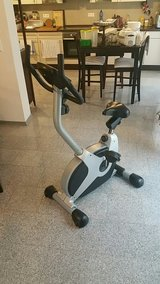 Stationary bicycle in Ramstein, Germany
