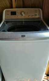 May tag bravo HE energy star washer with full size agitator in Fort Rucker, Alabama