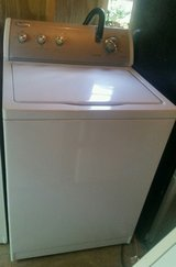 Whirlpool super capacity plus washer in Fort Rucker, Alabama