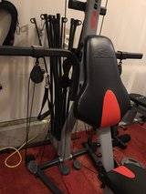 bowflex home gym, like new condition in Tacoma, Washington