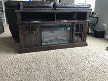 Entertainment Center w/fireplace-heater in Olympia, Washington