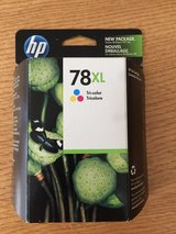 HP 78 XL tricolor cartridge- NIB in Sugar Grove, Illinois