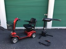 Golden Companion Mobility Scooter & Harmar Vehicle Lift in Roseville, California