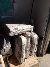 4 Patio Cushions in Yucca Valley, California