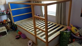 Reversible twin bed! in Fort Sam Houston, Texas