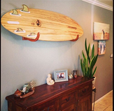 Surf Board Wall Mount in Camp Pendleton, California