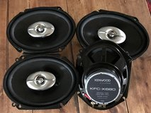REDUCED! Kenwood Excelon 6x9s ( 2 set, four total) KFC-X680 in Clarksville, Tennessee