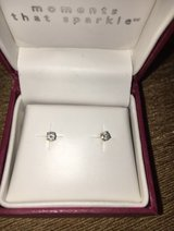 1/3 carat diamond studs in Baytown, Texas