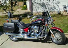 2008 Kawasaki VN900D Classic LT in Hampton, Virginia