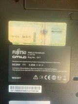 Laptop missing keys and harddrive in Ramstein, Germany
