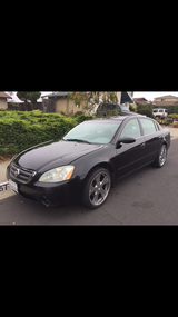 2004 Nissan Altima S in Travis AFB, California