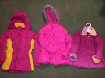 Girls Coats and Bottoms sz 6 in Naperville, Illinois