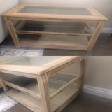 unfinished coffee table (rustic look) in Travis AFB, California