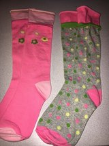 Girls sz 5-7 Boot and Fun Sox in Naperville, Illinois
