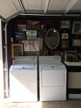 maytag Atlantis washer and dryer in Naperville, Illinois