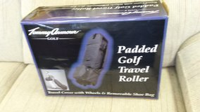 TOMMY ARMOUR Padded Golf Travel Roller Bag NEW in Bolingbrook, Illinois